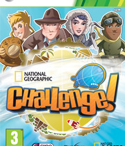 National Geographic Challenge! Boxart