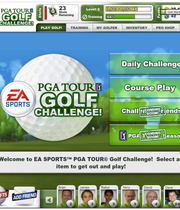 EA SPORTS PGA Tour Golf Challenge Boxart