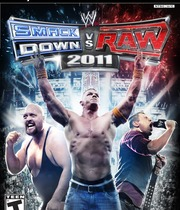 WWE Smackdown vs Raw Online Boxart