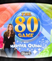 The 80's Game with Martha Quinn Boxart