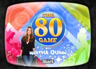 The 80's Game with Martha Quinn Image