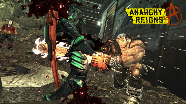 Anarchy Reigns Screenshot - 1068491