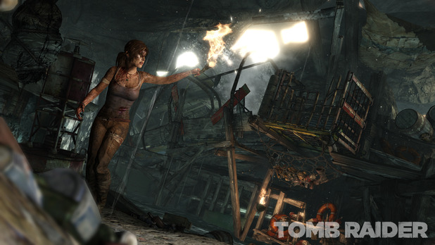 Tomb Raider Screenshot - 1068550