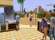 The Sims 3 Outdoor Living Stuff Image