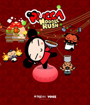 Pucca Noodle Rush Boxart