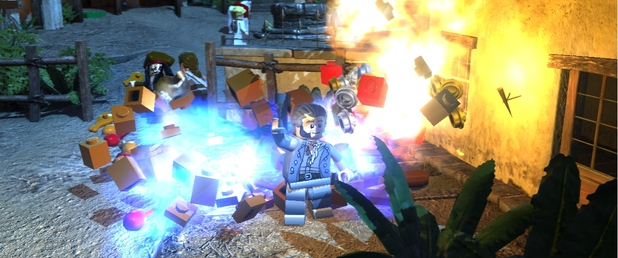 LEGO Pirates of the Caribbean: The Video Game - Feature