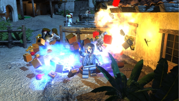 LEGO Pirates of the Caribbean: The Video Game Screenshot - 1069682
