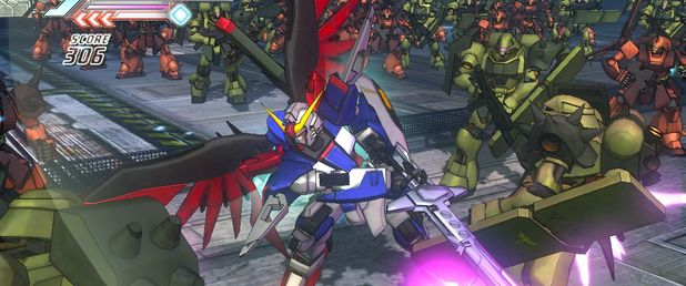 Dynasty Warriors: Gundam 3 - Feature