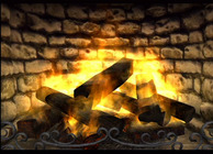 Cozy Fire Image