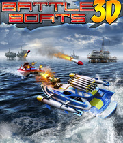 Battle Boats 3D Boxart