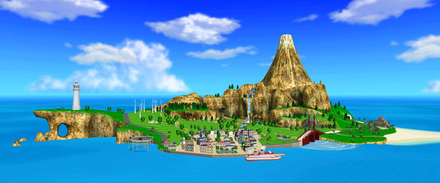 PilotWings Resort - Feature