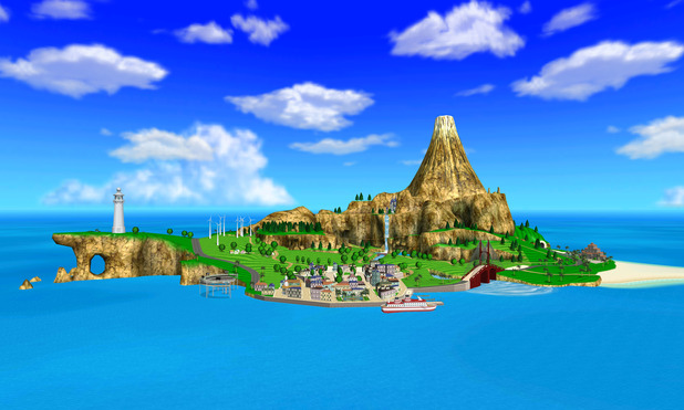 PilotWings Resort Screenshot - 1071379