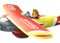 PilotWings Resort Image