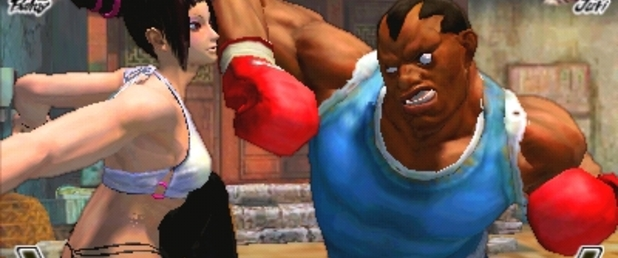 Super Street Fighter IV 3D Edition