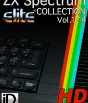 ZX Spectrum: Elite Collection Boxart