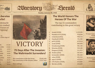 Warstory - Europe in Flames Image