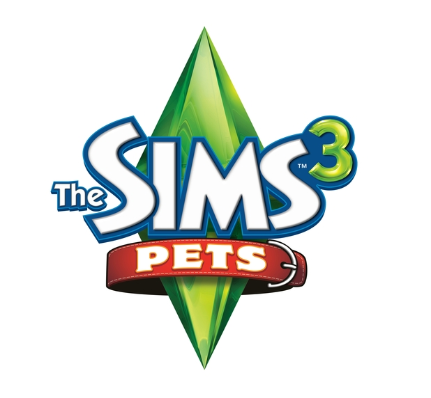 The Sims 3 Pets Logo - 1072614
