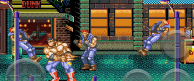Streets of Rage 2 - Feature