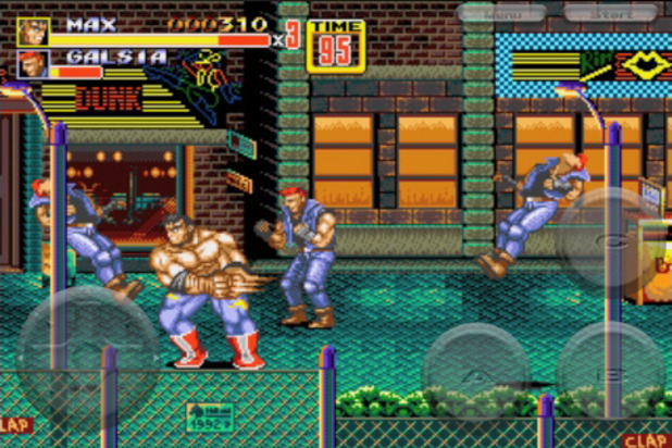 Streets of Rage 2 Screenshot - 1073371