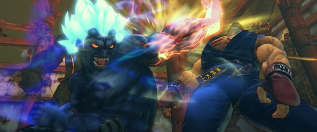 Super Street Fighter IV Arcade Edition - Feature