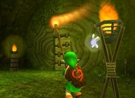 The Legend of Zelda: Ocarina of Time 3D Image