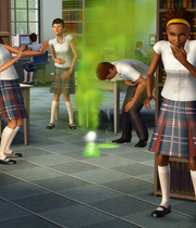The Sims 3 Generations Boxart