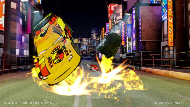 Cars 2: The Video Game Screenshot - 1074748