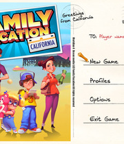 Family Vacation - California Boxart