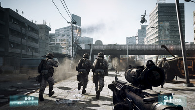 Battlefield 3 Screenshot - 1075345