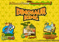 Dinosaur King D-Team Adventures Image