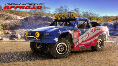 Jeremy McGrath's Offroad Screenshot - 1075850