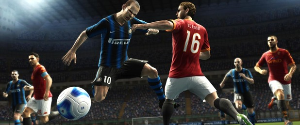 PES 2012 - Feature