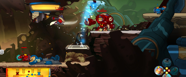 Awesomenauts - Feature