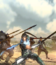 Dynasty Warriors (working title) Boxart