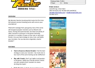 My Monster Rancher Image