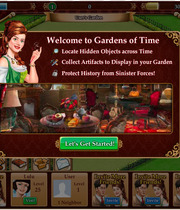 Gardens of Time Boxart