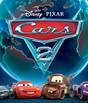 Cars 2: Agents of C.H.R.O.M.E. Boxart