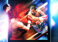 David Haye's Knockout Image