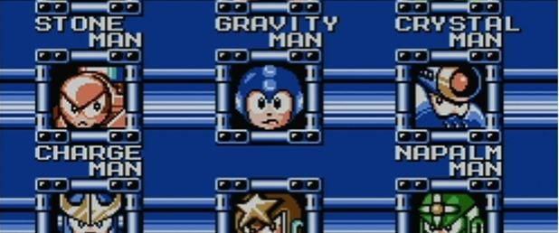 Mega Man 5 - Feature