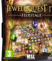 Jewel Quest IV (Heritage) Boxart