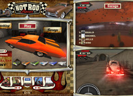 Hot Rod Racer Image