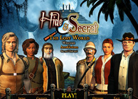 Hide and Secret: The Lost World Image