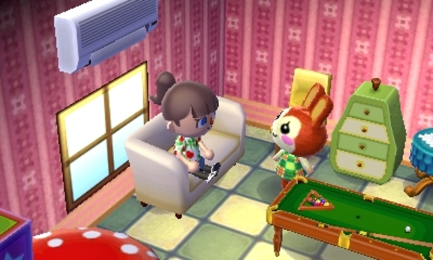 Animal Crossing 3DS Screenshot - 1079061