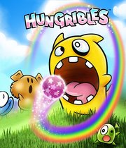 Hungribles Boxart