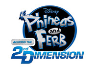 Phineas and Ferb: Across the Second Dimension Image