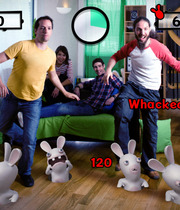 Raving Rabbids Alive & Kicking Boxart