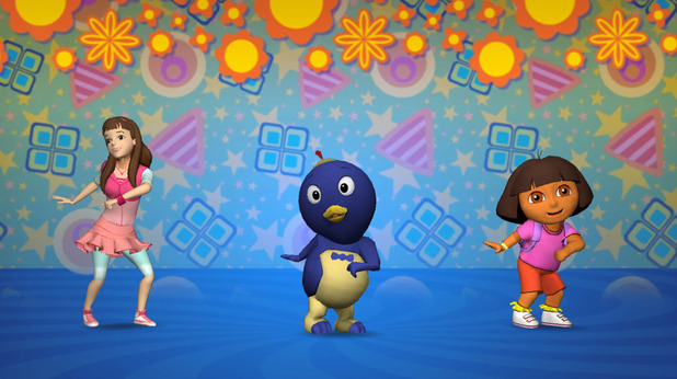 Nickelodeon Dance Screenshot - 1079647