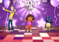 Nickelodeon Dance Image