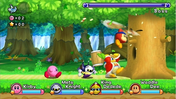 Kirby's Return to Dream Land Screenshot - 1079983