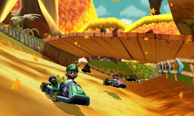 Mario Kart 7 Screenshot - 1080011